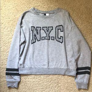 NYC Divided sweatshirt